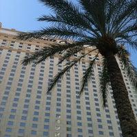Photo taken at Pools at Monte Carlo Resort & Casino by Brenna M. on 6/15/2013