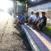 Photo taken at Desa kamasan-Klungkung by Ost M. on 2/5/2015