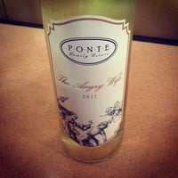 Photo taken at Ponte Winery by Carina B. on 3/29/2013