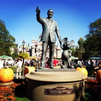 Photo taken at Disneyland by Alberto M. on 10/19/2013