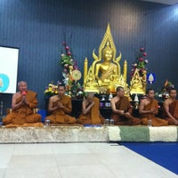 Photo taken at Indonesia Theravada Buddhist Centre (ITBC) by Abok K. on 1/12/2013