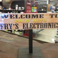 Photo taken at Fry's Electronics by Alex H. on 7/3/2013