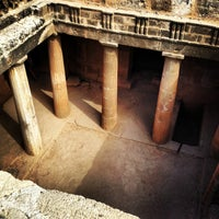 Photo taken at Tombs of the Kings by Petrik P. on 9/25/2013