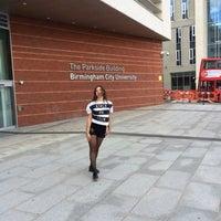 Photo taken at Birmingham City University by Liene L. on 9/2/2015