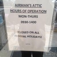 Photo taken at Airman's Attic by DanieRae on 11/8/2013
