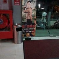 Photo taken at BIG Cinemas by Surya A. on 9/15/2013