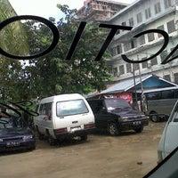 Photo taken at STIK Bina Husada Palembang by Rivky A. on 5/29/2013