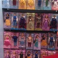 Photo taken at Disney Store by Ali S. on 12/29/2014