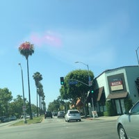 Photo taken at Melrose And Highland by Tarika Saada on 6/22/2013
