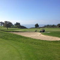 Photo taken at Torrey Pines Golf Course by Kevin H. on 11/20/2012