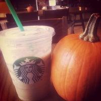 Photo taken at Starbucks by Christen S. on 10/14/2012