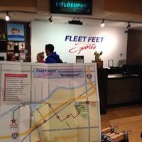 Photo taken at Fleet Feet Sports by M & M. on 6/2/2013