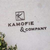 Photo taken at Kamofie by Billy U. on 7/5/2013