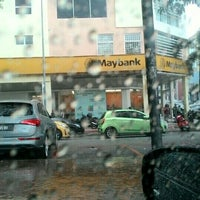 Photo taken at Maybank Section 5 by Isz A. on 3/4/2016