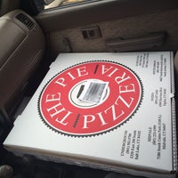 Photo taken at The Pie Pizzeria by Kyle A. on 11/10/2015