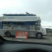 Photo taken at Mi Virgencita Taqueria Taco Truck by Wesley C. on 6/24/2013