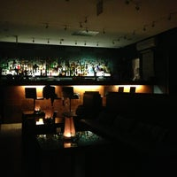Photo taken at CINCO Lounge by Matteo S. on 2/24/2013