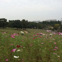 Photo taken at 昭和記念公園 こもれびの里 by 黒川 理. on 10/10/2015