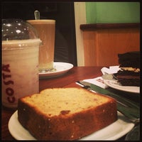 Photo taken at Costa Coffee by MaYeD on 9/8/2013