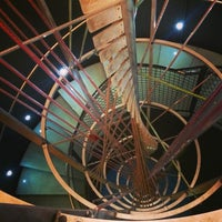 Photo taken at Museum of Mathematics (MoMath) by Debra R. on 8/22/2014