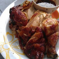 Photo taken at Kedai Nasi Ayam Tim Kee by ADLEE A. on 6/14/2013