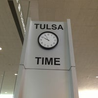 Photo taken at Tulsa International Airport (TUL) by Chris T. on 7/17/2013