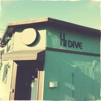 Photo taken at Hi Dive Bar by Nick B. on 4/29/2013