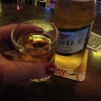 Photo taken at The Brown Jug Saloon by Lucky J. on 3/26/2013