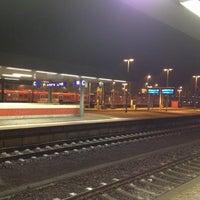 Photo taken at Saarbrücken Hauptbahnhof by Konstantin A. on 11/30/2013