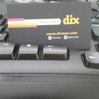 Photo taken at DIX Digital Agency by Carlos N. on 11/6/2013