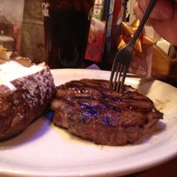 Photo taken at Texas Roadhouse by GetRich I. on 3/10/2013