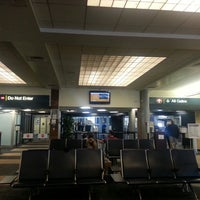 Photo taken at Erie International Airport (ERI) by Angela P. on 8/21/2013