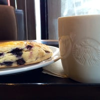 Photo taken at Starbucks by Monsikarn P. on 7/7/2014