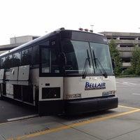 Photo taken at Go Shuttle Express by Masha K. on 5/16/2014