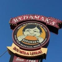 Photo taken at Redamak's Tavern by Brandon E. on 6/23/2013