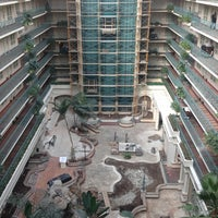Photo taken at Embassy Suites by Hilton San Francisco Airport Waterfront by Katrina on 3/30/2013