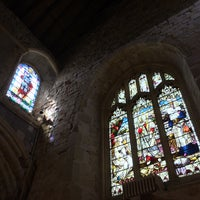 Photo taken at St Mary de Haura by Adam T. on 4/29/2014