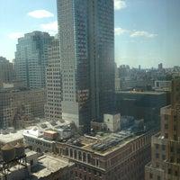 Photo taken at Sheraton Brooklyn New York Hotel by Zak H. on 6/19/2013
