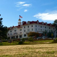 Photo taken at Manor House - Stanley Hotel by Brian S. on 7/4/2016
