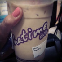 Photo taken at Chatime by Ivy L. on 9/8/2013