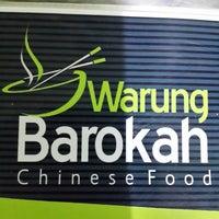Photo taken at Warung Barokah by Daniel B. on 7/18/2013