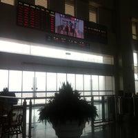 Photo taken at 三门峡南站 Sanmenxia South Railway Station by jasonbeen on 10/3/2013