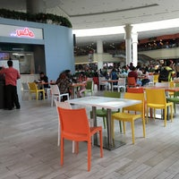 Photo taken at Al Wahda Food Court by Kansas W. on 1/30/2016
