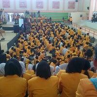 Photo taken at Universitas Lancang Kuning by Widya V. on 9/5/2013