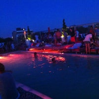 Photo taken at Penthouse Pool Club by DCdilemmas on 7/5/2013