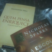 Photo taken at Leitura Superstore by Carlos M. on 8/12/2012
