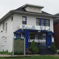 Photo taken at Motown Historical Museum / Hitsville U.S.A. by ebbhead1991 on 5/16/2015