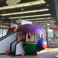 Photo taken at Kids on the Fly, Chicago Children's Museum at O'Hare (ORD) by Kim F. on 7/23/2013