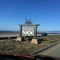 Photo taken at San Francisco Zoo by Takashi K. on 2/10/2013
