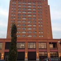 Photo taken at Van der Valk Hotel Houten by Henk W. on 9/28/2012